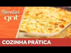 Receita de panqueca de ricota com espinafre | Rita Lobo - YouTube