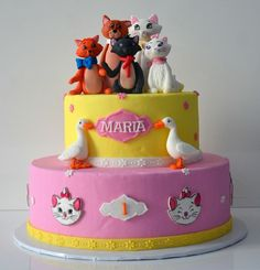 Marie the aristocats- for an aristobaby girl :)
