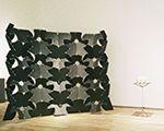 2014年東京芸大の作品「ミウラ折球面リンク機構」