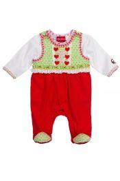 bayerische #Baby #Trachtenmode - #Trachten-Dirndl-Landhausmoden