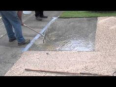 How to DIY Lay Resin Bound Gravel Better than the Professionals! - YouTube