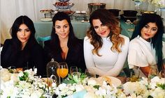 Inside Kourtney Kardashian's Breakfast At Tiffany's themed baby shower
