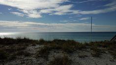 Placid Sky & Beach