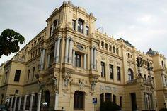 Edificio del Ayuntamiento de Málaga