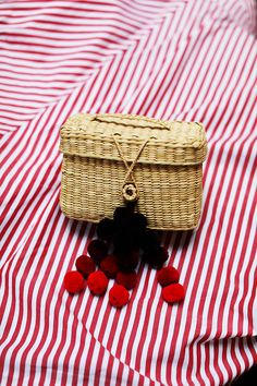 The best straw and basket bags for Spring // one & two // Cult Gaia has quickly become a blogger favorite. The bags are unique, versatile, and this season, offered in even more colors. I...Read More
