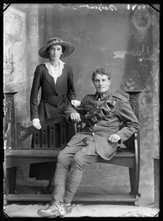 B.044364; Black and white glass negative, Baigent; 1914 -1920; Berry & Co; Wellington