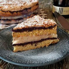 Pani Walewska torta, ricetta dolce polacco