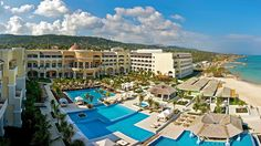 One of IBEROSTAR's elite adults-only, all-inclusive resorts, Grand Hotel Rose Hall is tucked away between the sea and mountains, just 14 miles from Montego Bay. In addition to free-of-charge access to its gym, golf lovers have access to the Rose Hall Golf Association and the Cinnamon Hill Golf Course, an 18-hole course on Jamaica's northern coast. Must-see sites: Rose Hall Great House; the home of country music legend Johnny Cash; and movie locations from the James Bond film Live and Let…