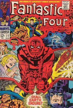 Fantastic Four # 77 by Jack Kirby & Joe Sinnott
