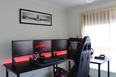 My 2016 Gaming Setup