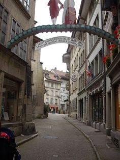 Fribourg 02 Europe, Switzerland, Viajes