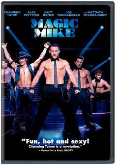 Magic Mike DVD $29
