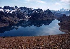 Laguna Teno, Maule, Chile