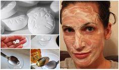 aspirin face mask
