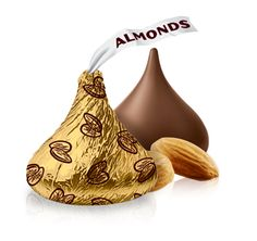 Savor the pure pleasure of HERSHEY'S KISSES Brand Milk Chocolate with Almonds. #LoveandKISSES #JAdoreVoxBox #HersheysKisses @Influenster @HERSHEY'S KISSES