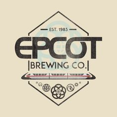 Check out this awesome 'Epcot Brewing Company' design on Disney Diy, Disney Shirts, Disney Love, Disney Crafts, Disney Stuff, Disney Drinks, Drinking Around The World, Disney Designs, Travel Party
