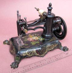 1860's Ketchum Patent Sewing Machine