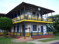 Casa finca en el Quindio Antigua Antioquia Grande Clima templado - calido...
