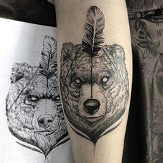 """Tatuagem feita por <a href=""""http://instagram.com/fredao_oliveira"""">@fredao_oliveira</a>! Marque seus amigos nos comentários ;)"""