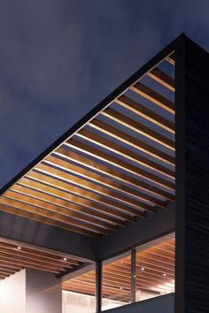 Pergola is a minimalist house located in Saitama, Japan |  Designed by Apollo Architects & Associates.