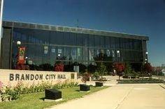 Brandon Manitoba City Hall. Cannot wait until 2014 election!