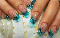 Diseños de uñas bonitas elegantes, diseños de uñas bonitas gel.  Follow! #decoraciondeuñas #instanails #uñasdemoda