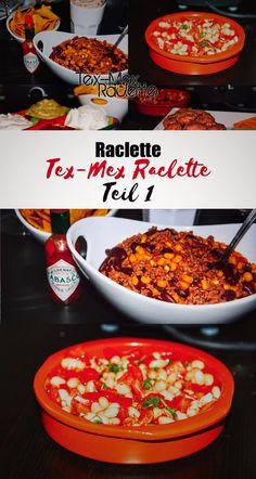 Raclette Ideen gesucht? Wie wäre es dieses Jahr mit einem Raclette Rezept, dass mal anders ist? Dieses Tex-Mex Raclette ist inspiriert von der mexikanisch-amerikanischen Küche und bietet Enchiladas, Raclette Dips, Nachos, Chili und co mit Käse überbacken. So wird auch das Tex-Mex Küche zum Party Spaß!