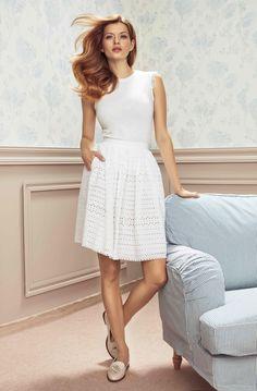 Meloria Blouse / Farina Skirt