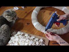 Weihnachtsdeko - Weihnachtskugeln - DIY - YouTube