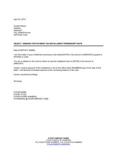 Demand for payment on demand promissory note by legalzoom return authorization letter template amp sample form biztree for claiming lowrider car pictures letter authorization template procedure sample thecheapjerseys Image collections