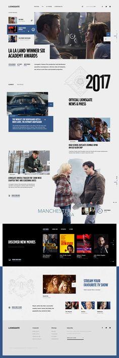 Lg homepage white
