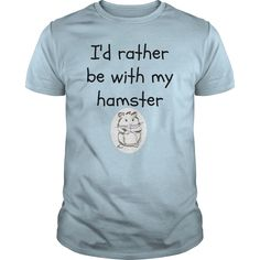 Be with my hamster