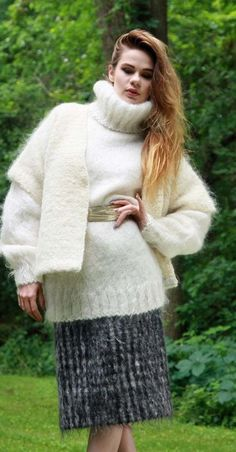 knitwear fetish