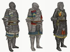Fantasy French Knights by Taurus-ChaosLord on DeviantArt