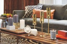 """Jonathan Adler´s """"Safari Chic Collection"""" for PartyLite"""
