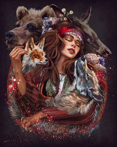 Kai Fine Art is an art website, shows painting and illustration works all over the world. Fantasy Pictures, Beautiful Drawings, Dark Fantasy, Dark Art, Female Art, Creative Art, Mother Nature, Concept Art, Creatures