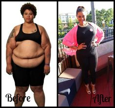 Reign chats with Brandi Mallory, from Season 4 of Extreme Weightloss.