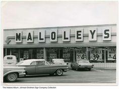 Ahh Maloley's...