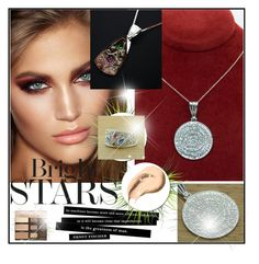 """""""& AncientGreekJewelry &"""" by nura-akane ❤ liked on Polyvore featuring Charlotte Tilbury, Bobbi Brown Cosmetics and Too Faced Cosmetics"""