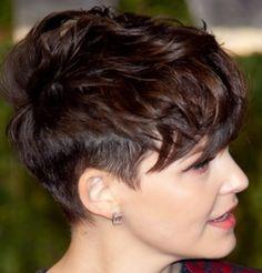 Short Hair - Jennifer Goodwin