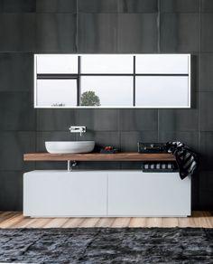 Lavabo appoggio ovale lavabo appoggio ovale pinterest - Arredo bagno pozzuoli ...