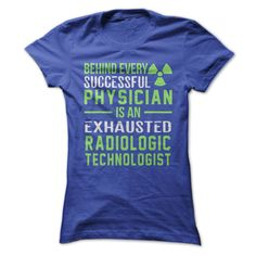 Exhausted Radiologic Technologist - On Sale