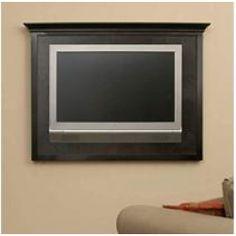 Frame mount flat screen tv