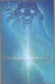 Atlantis The Lost Empire -by John Alvin-  I love this movie:)