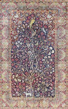 Persian Kerman Laver Rug Art As Floor Cover In 2019