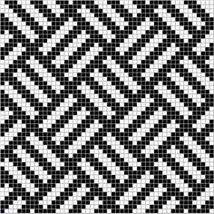 Crochet ideas that you'll love C2c Crochet, Crochet Motifs, Crochet Chart, Filet Crochet, Tapestry Crochet Patterns, Weaving Patterns, Mosaic Patterns, Knitting Charts, Knitting Stitches