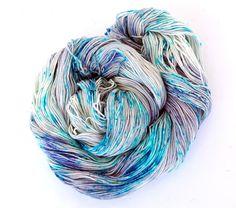 Luce - 75% Superwash Merino 25% Nylon - Sock | Treliz | Hand dyed Luxurious Yarns and Fibers
