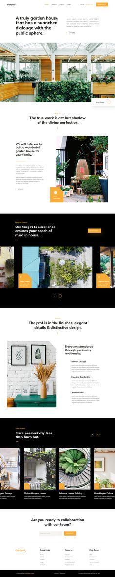 jpg by Prelook Studio Clean Web Design, News Web Design, Minimal Web Design, Graphic Design, Interactive Web Design, Best Landing Page Design, Beautiful Website Design, Presentation Layout, Ui Web