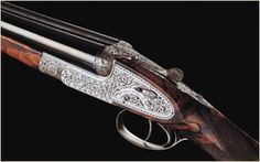 Holland and Holland Royal Side by Side Shotgun