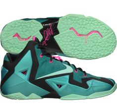 Nike Men's LeBron XI Basketball Shoe available at Dick's Sporting Goods